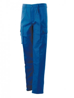 PANTALONE -585 - MULTITASCHE CANVAS