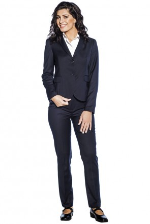COMPLETO -L038 TM- DONNA GIACCA + PANTALONE + GONNA