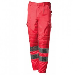 PANTALONE MULTITASCA -RED85- SOCCORSO